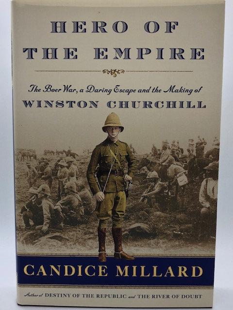 Hero of Empire, by Candice Millard