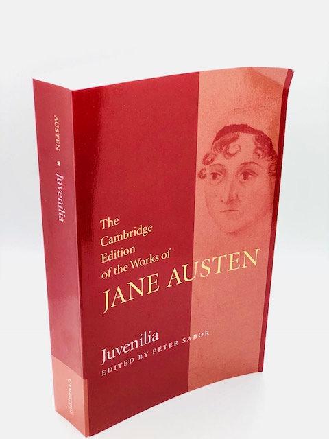 Juvenilia (The Cambridge Edition of the Works of Jane Austen)