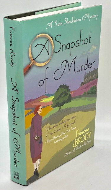 A Snapshot of Murder (A Kate Shackleton Mystery Book 10)