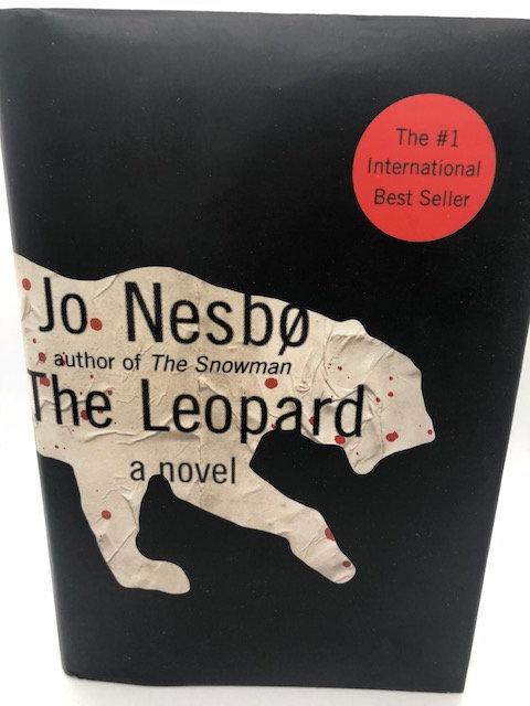 The Leopard: A Harry Mole Novel, by Jo Nesbo