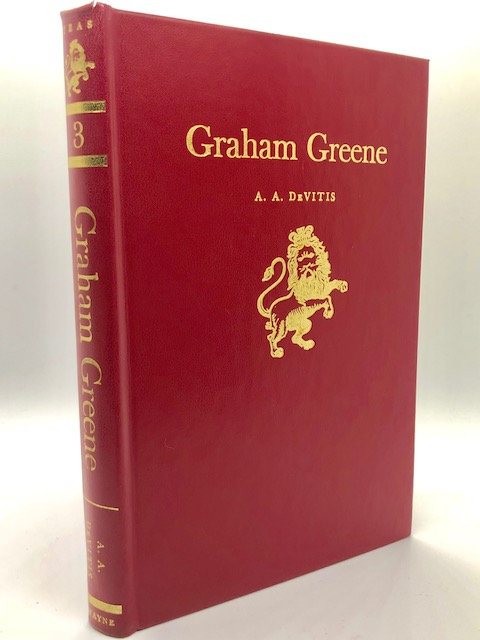 Graham Greene, by A.A. DeVitis (Criticism & Interpretation)