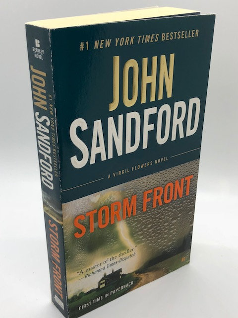 Storm Front (A Virgil Flowers Novel, Book 7) by John Sandford