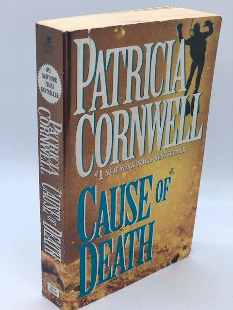 Cause of Death: Scarpetta (Book 7) by Patricia Cornwell
