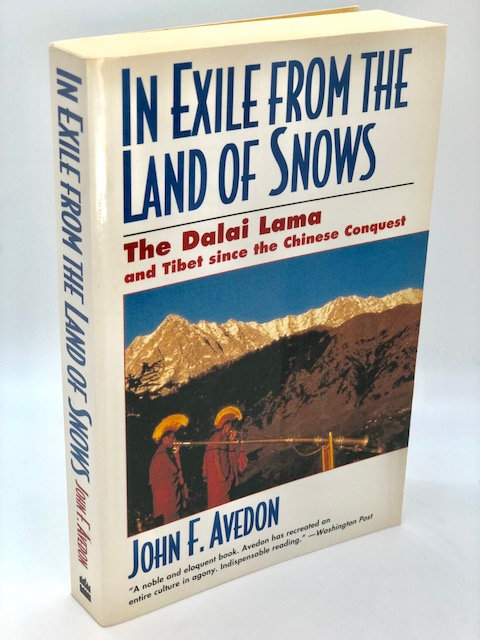 In Exile From The Land of Snows: The Dalai Lama and Tibet