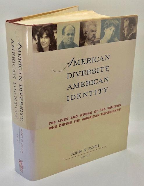 American Diversity, American Identity, John K. Roth