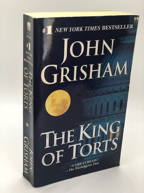 The King of Torts, by John Grisham