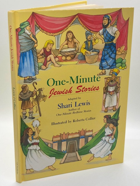 One-Minute Jewish Stories, adapted by Shari Lewis