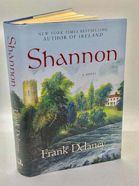 Shannon: A Novel, by Frank Delaney