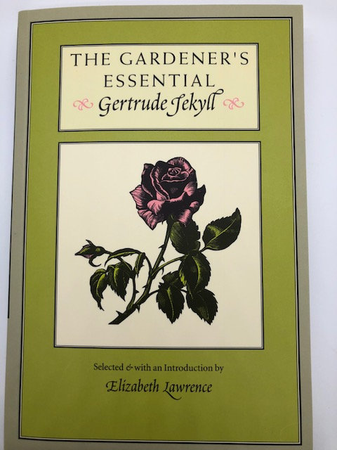 The Gardener's Essential, Gertrude Jekyll