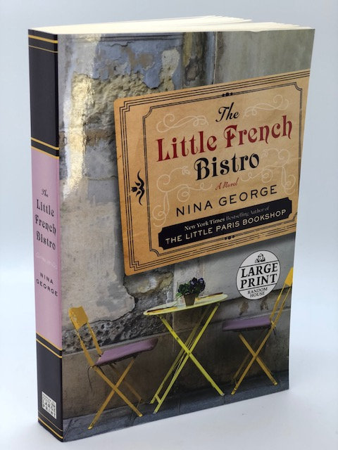 The Little French Bistro (A Novel) by Nina George