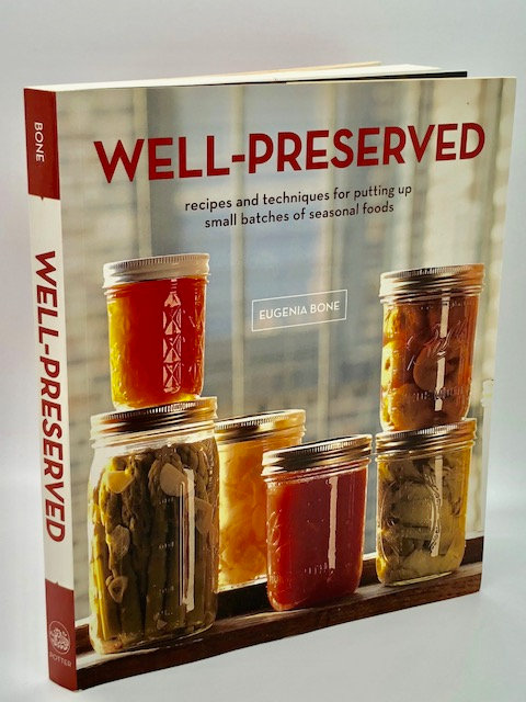 Well-Preserved, by Eugeneia Bone