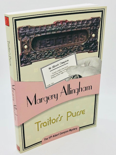 Traitor's Purse (Albert Campion Book 11) by Margery Allingham