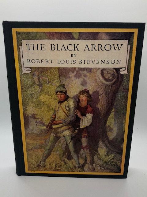 The Black Arrow, by Robert Louis Stevenson