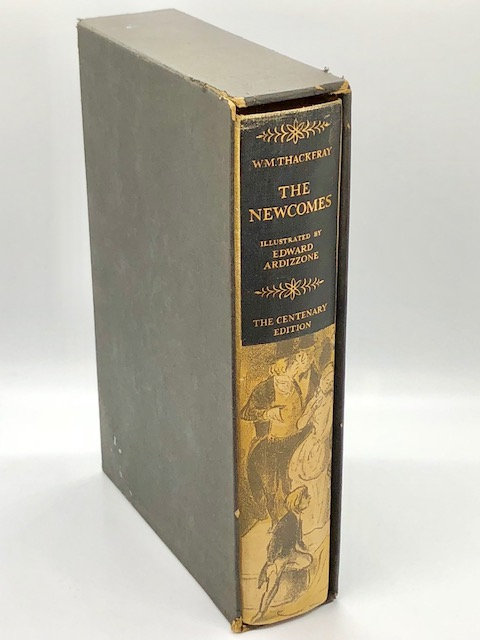 The Newcomes: Memoirs of a Most Respectable Family, by W.M. Thackeray