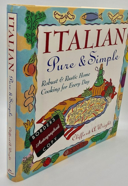 Italian: Pure and Simple, by CLifford A. Wright