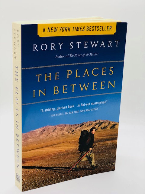 The Places In Between, by Rory Stewart