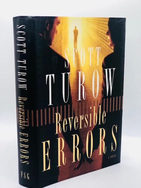 Reversible Errors: A Novel, by Scott Turow
