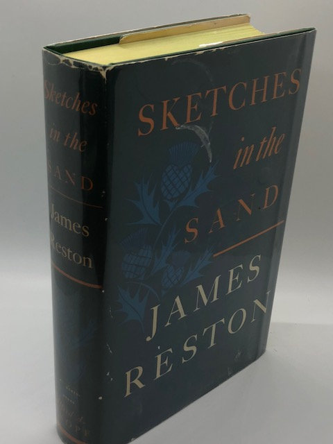 Sketches in the Sand, by James Reston