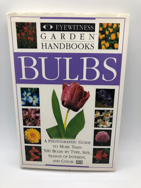 Eyewitness Garden Handbooks: Bulbs