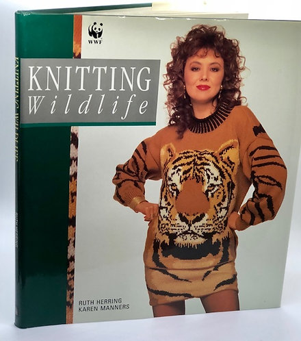 Knitting Wildlife, by Ruth Herring and Karen Manners