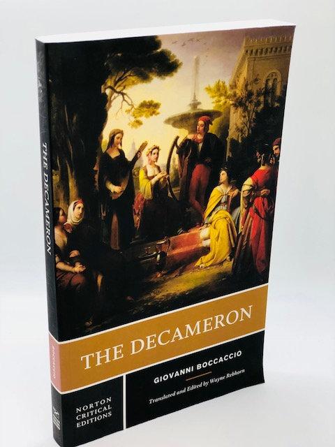 The Decameron, by Giovanni Boccaccio