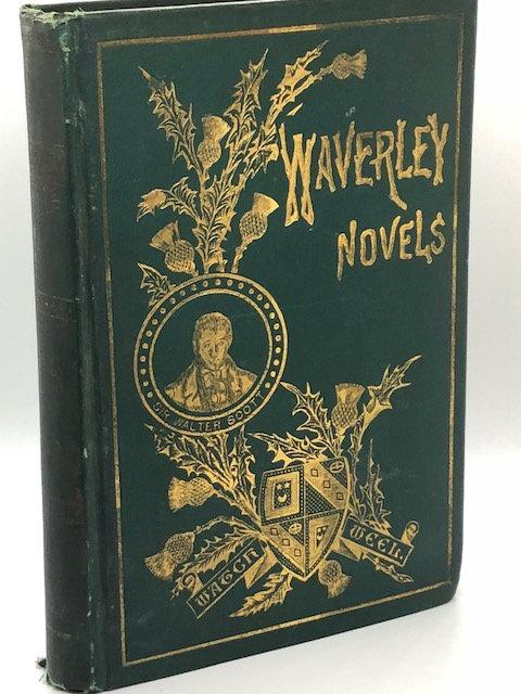 The Waverly Novels, Volume IX, by Sir Walter Scott
