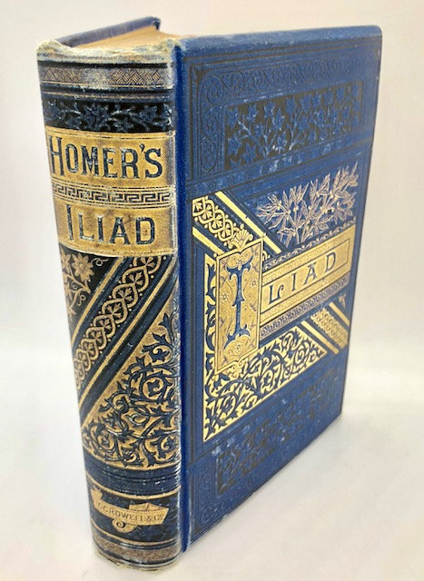 The Iliad of Homer, translated by Alexander Pope