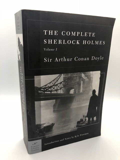 The Complete Sherlock Holmes (Vol. 1) by Arthur Conan Doyle