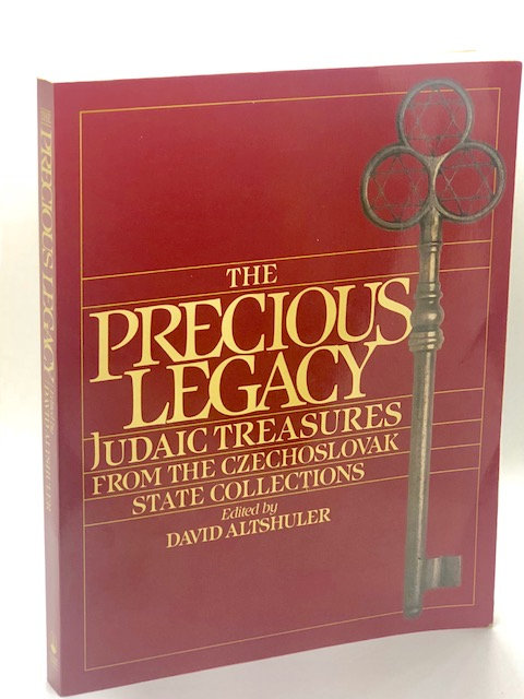 The Precious Legacy: Judaic Treasures
