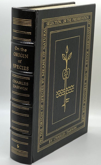 On the Origin of Species, by Charles Darwin