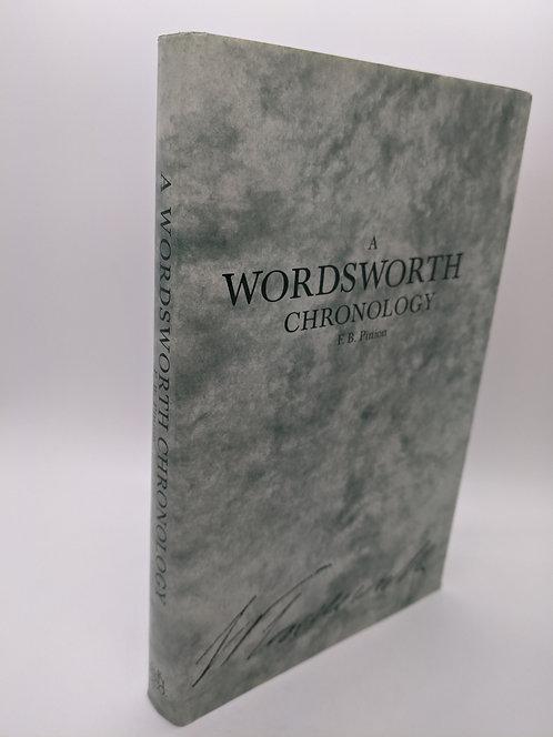 A Wordsworth Chronology