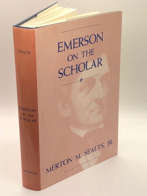 Emerson On The Scholar, by Merton M. Sealts, Jr.