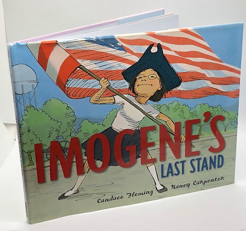 Imogene's Last Stand, by Candace Heming