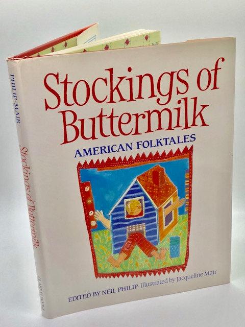 Stockings of Buttermilk: American Folktales