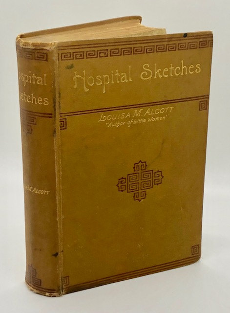 Hospital Sketches, by Louisa May Alcott