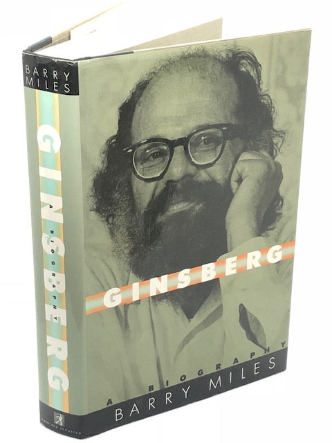 Ginsberg: A Biography, by Barry Miles