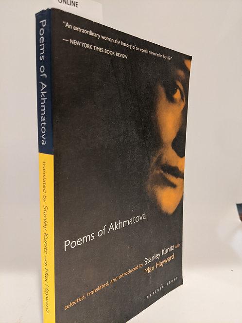 Poems of Akhmatova