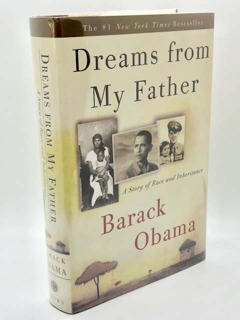 Dreams From My Father, by Barak Obama