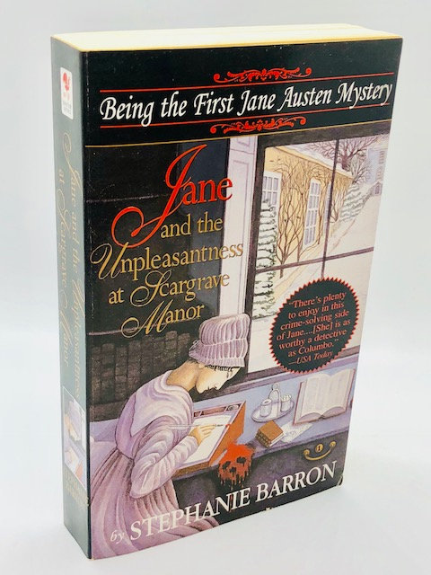 Jane and the Unpleasantness of Scargrave Manor (First Jane Austen Mystery)