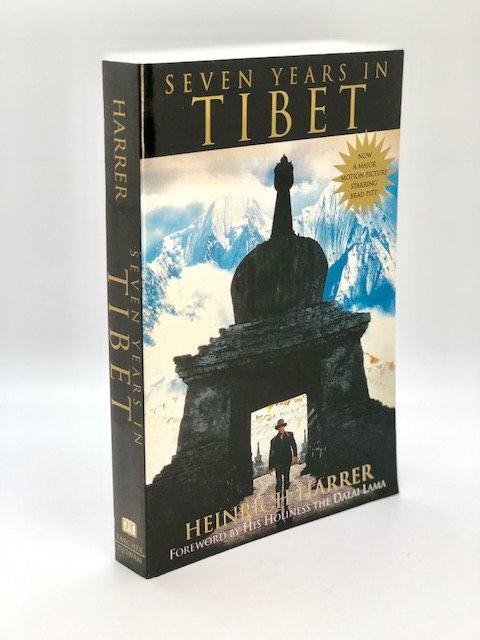 Seven Years In Tibet, by Heinrich Harrer