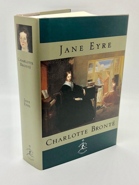 Jane Eyre, by Charolette Bronte