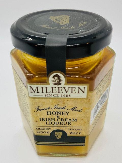 Mileeven: Finest Irish Honey with Irish Cream Liqueur