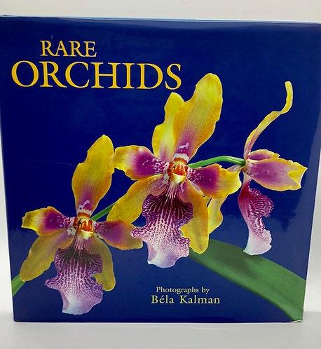 Rare Orchids, by Bela Kalman