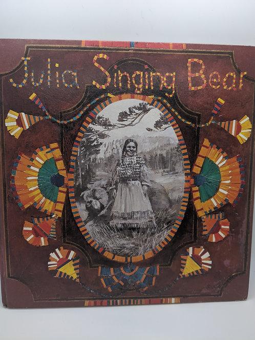 The Journal of Julia Singing Bear