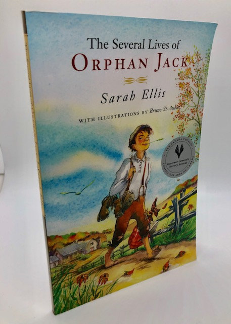 The Several Lives of Orphan Jack, by Sarah Ellis