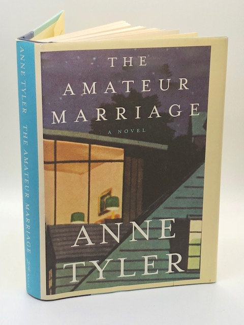 The Amateur Marriage: A Novel, by Anne Tyler