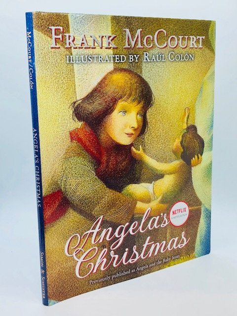 Angela's Christmas, by Frank McCourt