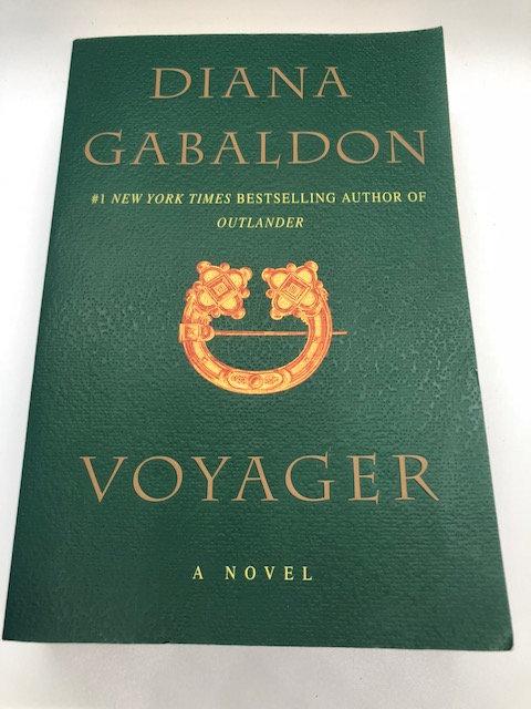 Voyager: Outlander, Book 1,  by Diana Gabaldon