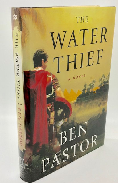 The Water Thief: A Novel by Ben Pastor