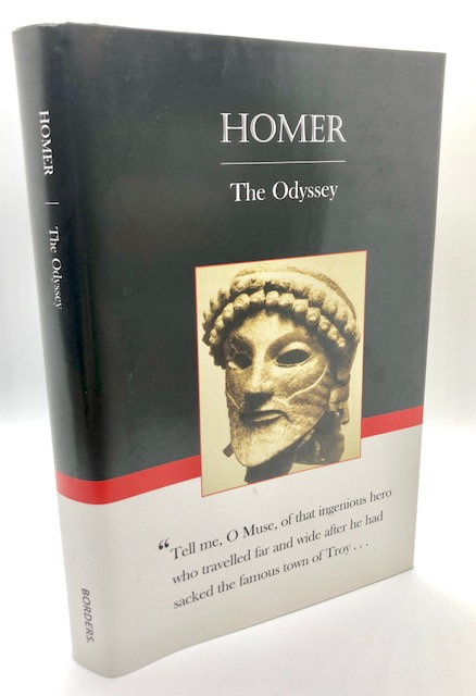 Homer: The Odyssey (Translated by Samuel Butler)